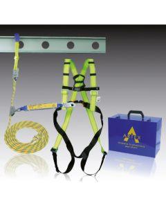 Sicherheits-Basis-Set I für vertikalen und horizontalen Einsatz