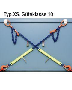Kettenzurrung mit Verk.-haken erhöhte Zurrkraft LC Gk 10 Typ XS