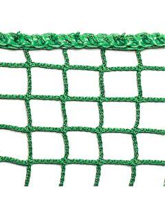Netz aus Polypropylen Ø 2,3 mm Maschenweite 20 mm Farbe: grün