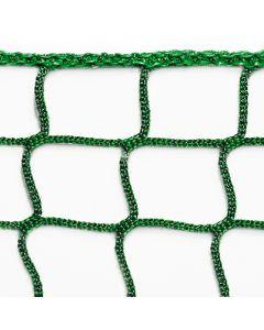 Netz aus Polypropylen Ø 4 mm Maschenweite 45 mm Farbe: grün