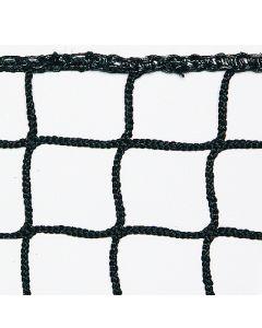 Netz aus Polypropylen Ø 2,5 mm Maschenweite 45 mm Farbe: schwarz