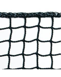 Netz aus Polypropylen Ø 2,5 mm Maschenweite 30 mm Farbe: schwarz