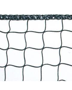 Netz aus Polypropylen Ø 1,5 mm Maschenweite 30 mm Farbe: schwarz