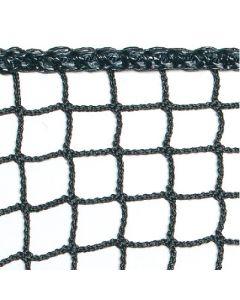Netz aus Polypropylen Ø 1,8 mm Maschenweite 20 mm Farbe: schwarz