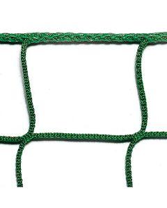 Netz aus Polypropylen Ø 4 mm Maschenweite 100 mm Farbe: grün