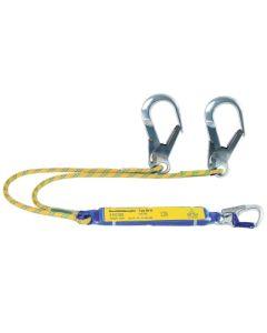 Verbindungsmittel Bandfalldämpfer Y-Ausführung EN 354 / EN 355