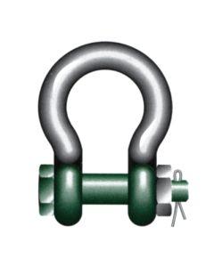 Green Pin Polar-Schäkel Gk 8 für  extreme Klimaverhältnisse