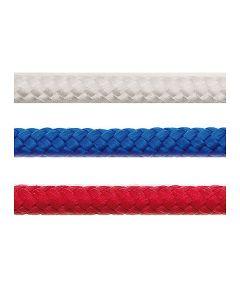 Polypropylen-Seile, geflochten nach EN 1346 in verschiedenen Farben