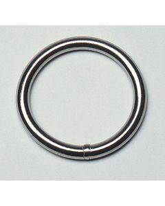 runde Ringe, verzinkt